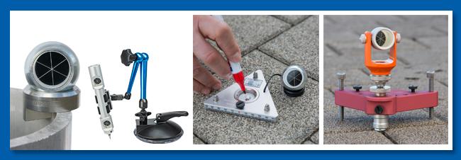 precision measurements mini prism tripod