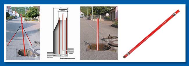 sewer measurements